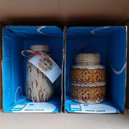 Vazen verkocht recycled verpakking Coolblue
